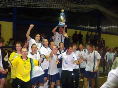 Família Lima Campeão Aberto Futsal Lindolfo Collor 2010