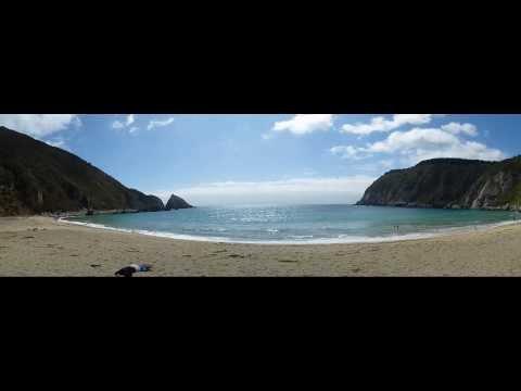 Playa Las Docas, Valparaíso. Por GodBlessCl (7,8)