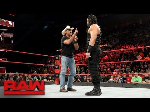 Video Shawn Michaels warns Roman Reigns about facing The Undertaker at WrestleMania: Raw, March 13, 2017 download in MP3, 3GP, MP4, WEBM, AVI, FLV January 2017