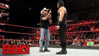 Nonton Shawn Michaels Warns Roman Reigns About Facing The Undertaker At Wrestlemania  Raw  March 13  2017 Film Subtitle Indonesia Streaming Movie Download