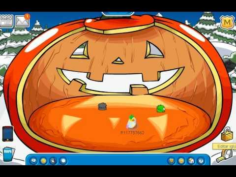 Club Penguin trucos del catalogo muebles para iglus+diario nuevo concurso de iglus¡¡¡