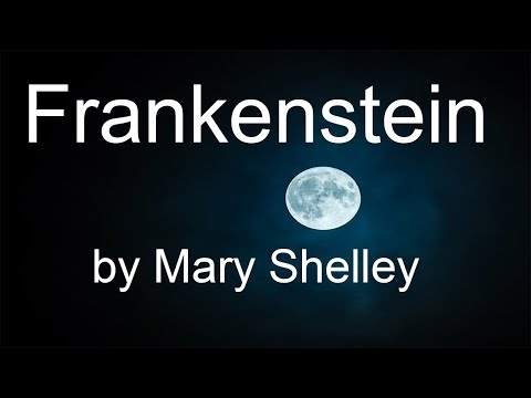 Frankenstein Audiobook ; or The Modern Prometheus (1818) by Mary Shelley   Audiobook with subtitles