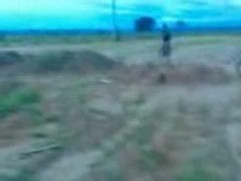 Rampando no trevo de Santa Fé do Araguaia - TO