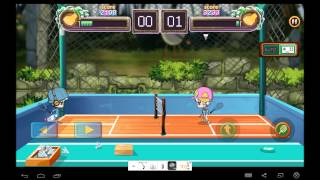 Kungfu Cầu Lông android game first look gameplay español