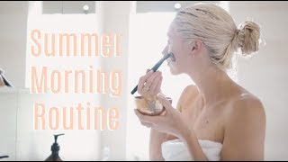 Sharing my Summer Morning Routine - how I pamper myself weekend mornings & enjoy spa-like treatments in the comfort of my own home!Subscribe so you don't miss any videos :) http://bit.ly/1zG3soBThis video is in collaboration with Braun, shop their FaceSpa here:http://shopstyle.it/l/bjET________________________________________­___________________ ❤ Featured in this Video ❤Pyjama Playsuit: http://bit.ly/2sfsvQn Robe: http://bit.ly/2qx1EL2 This Works Cleansing Pads: http://shopstyle.it/l/bjAl Gym Leggings: http://bit.ly/2tBTcMS Gym Top: http://bit.ly/2t2ZKXPAromatherapy oil: Pixi Peel Mask: http://shopstyle.it/l/bjxz Braun Silk Epil 9 Face Spa: http://shopstyle.it/l/bjETLiz Earle Shampoo: http://shopstyle.it/l/bjB9Redken Blonde Idol Mask: http://shopstyle.it/l/bjCr Origins foaming face cleanser: http://shopstyle.it/l/bjCJ  May Lindstorm Mask: http://shopstyle.it/l/bjEz Immunacologie Eye Cream : http://bit.ly/2s9HmI4By Terry Moisturiser : http://bit.ly/2t8EYG4Pureology Conditioning Spray: http://shopstyle.it/l/bjC7 L'areal Professionnel Mythic Oil: http://shopstyle.it/l/bjFP Dyson Hair Dryer: http://shopstyle.it/l/bjF3 Benefit Brow Gel: http://shopstyle.it/l/bjGl Benefit Precisley My Brow: http://shopstyle.it/l/bjGu Nailberry Nail Polish: http://shopstyle.it/l/bjG3 Embroidered and Tassle Jeans: http://bit.ly/2qWdBdO ________________________________________­___________________ ❤ What I Wore ❤Earrings : http://bit.ly/2ssynTHNecklace : http://bit.ly/2mx7AVuRing : http://bit.ly/2i7GCSCBracelet : http://bit.ly/2 ________________________________________­___________________ WHERE ELSE TO FIND ME!❤ Blog // http://www.fashionmumblr.com❤ Instagram // https://instagram.com/josieldn/❤ Twitter // https://twitter.com/FashionMumblr❤ Bloglovin // http://bit.ly/1QgW457❤ Facebook // https://www.facebook.com/fashionmumblr❤ Snapchat // JosieLDN________________________________________­___________________ ❤ Get in touch with me here: http://bit.ly/1QCe5xe❤ Filming & Photography Information : http://bit.ly/1K3yPxa❤ How I get my hair colour with L'Oreal Professionnel :http://bit.ly/2rp5VBI ________________________________________­___________________ ❤  In the Background:Pink Rug : http://bit.ly/2pW9mP7Mirror : http://bit.ly/2qsV7ky________________________________________­___________________ Popular Blog Posts:❤ FAQs ft How to Start a Blog : http://bit.ly/2eowZPH❤ Life as a full time blogger / YouTuber : goo.gl/Y1ceLq❤ Why Every Twenty-Something should Practise Mindfulness : http://bit.ly/2eLr6I6________________________________________­___________________NB : The links above are likely to be affiliate links, which means if I have inspired you to make a purchase and you choose to buy something through one of these links, I may receive a small commission on the sale, as a way of thanks! It makes no difference to you as a buyer at all but I may receive a small compensation from the brand via rewardStyle. If you'd like to find out more, you may like to read this post : http://bit.ly/2rjaGPU xoxo