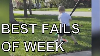 Best Fails of February - Funny Fail Compilation - Fails of Week 2017/Fail SWAT