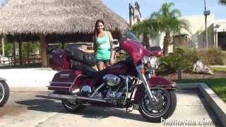 5. Used 2006 Harley Davidson Electra Glide Classic Motorcycles for sale - Zephyrhills, FL