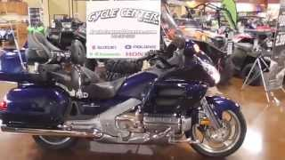 9. 2007 Honda Gold Wing Premium Audio