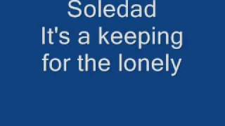 Soledad by Westlife (with lyrics too)