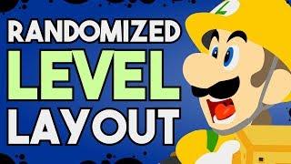 How Randomization Works in Super Mario Maker 2 !
