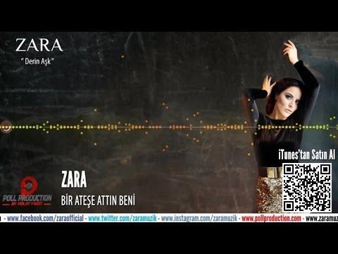 Zara - Bir Ateşe Attın Beni ( Official Audio ) (видео)