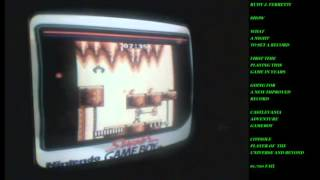 The Castlevania Adventure (Game Boy) by rudyJferretti