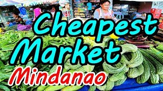 Philippines Cheapest and Fresh Market