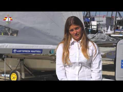 Especial Olímpicos 470, Bárbara Cornudella y Sara López