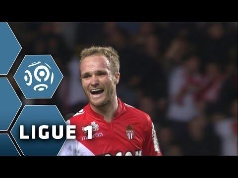 Goal Valère GERMAIN (41') - AS Monaco FC-Olympique de Marseille (2-0) - 26/01/14 - (ASM-OM)