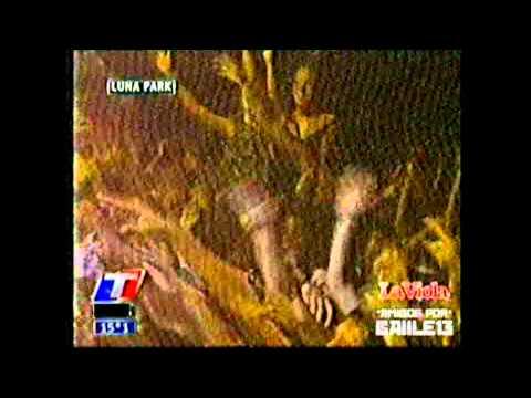Calle 13 * Luna Park * La Cumbia de los Aburridos * 18/02 (видео)