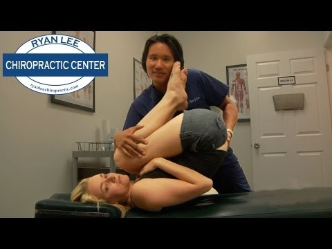 cracked - The Official Commercial for Ryan Lee Chiropractic Center in Los Angeles, CA. Visit at http://www.ryanleechiropractic.com/ Watch the behind the scenes of the ...