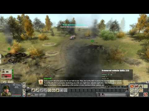 Men Of War PC Game HD