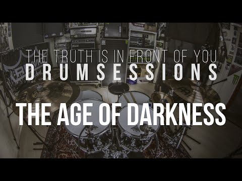 Dawn Of The Maya - Drum Sessions - The Age Of Darkness