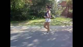 Secunda South Africa  city photos : Race walking training - South Africa, Secunda 2004
