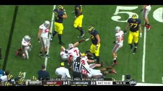 Fitzgerald Toussaint vs Ohio State (2011)