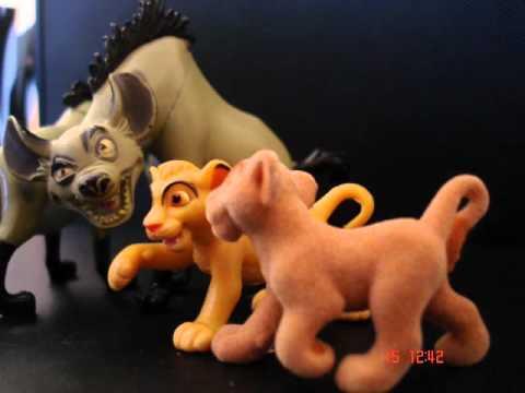 The Lion King ~ Animation ~ { PART 6 ELEPHANT GRAVE YARD }