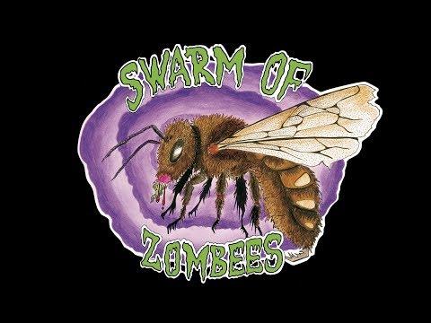 MindRape - MindRape - Swarm of Zombees live 2017 @ Vagon Music Pub & Club [