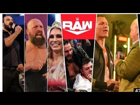 WWE Monday Night Raw highlights Previews | 2 August 2020 | WWE Monday Night Raw Highlights