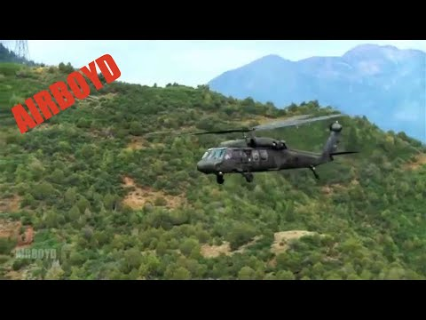 (Helicopter Noisy!) Video by Staff...
