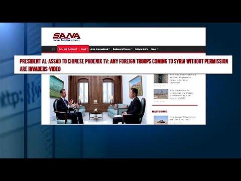 Άσαντ: «Εισβολείς» οι Αμερικανοί στρατιώτες στη Συρία