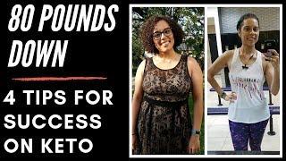Video 4 Tips for SUCCESS on the Keto Diet!!! MP3, 3GP, MP4, WEBM, AVI, FLV Juli 2019