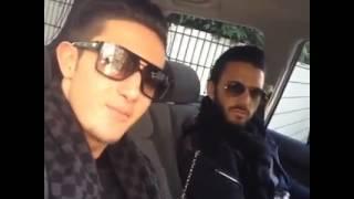 Video Tarek et thomas chante du maitre gims MP3, 3GP, MP4, WEBM, AVI, FLV Oktober 2017