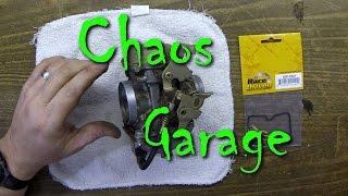 10. Kawasaki Carb Rebuild – 95 Bayou 300 4x4