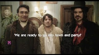 Nonton 'WHAT WE DO IN THE SHADOWS' [2014] Soundtrack: