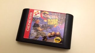 Contra Hard Corps for Sega Genesis