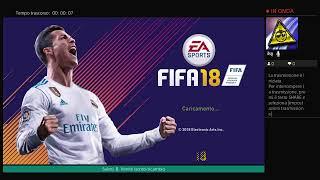 Iscrito/ricambio. FIFA 18