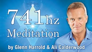 741 Hz Solfeggio Meditation YouTube video
