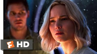 Nonton Passengers (2016) - Meeting Aurora Scene (2/10) | Movieclips Film Subtitle Indonesia Streaming Movie Download