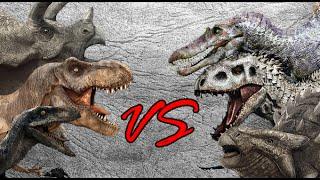 Video Dinosaur Deathmatch Battles MP3, 3GP, MP4, WEBM, AVI, FLV Juli 2018