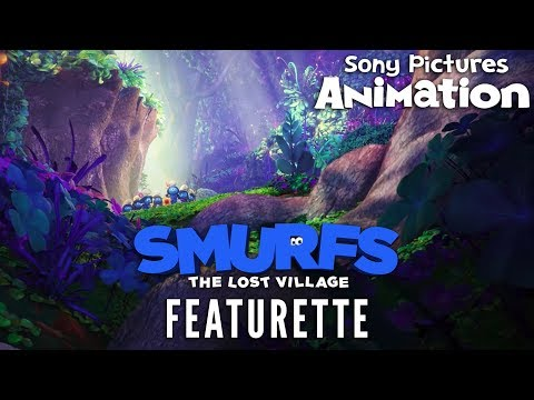 Smurfs: The Lost Village (Featurette 'The Sound of the Smurfs')