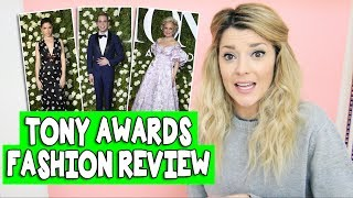 The Tony Awards happened! Let's talk about who wore what and WHYYYYYYYYYY. MY STYLE GUIDE: http://amzn.to/2ntNQjMMY SELF HELP BOOK: http://amzn.to/2ntP1jqMY PODCAST: http://soundcloud.com/nottoodeepwithgraceOTHER SOCIALS:SnapChat: GraceHelbighttp://twitter.com/gracehelbighttp://gracehelbig.tumblr.comhttp://instagram.com/gracehelbighttp://soundcloud.com/nottoodeepwithgraceORDER #DIRTY30MOVIE NOW! http://bit.ly/28ZATYWDOWNLOAD DYSH! bit.ly/DyshGraceHi, if you're new. I make 3 videos a week, Monday Wednesday and Friday. You might like them, you might hate them, but you can't unsee them. Unless you have amnesia.