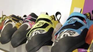 Чувствительные скальные туфли для боулдеринга и спортивного лазания La Sportiva Skwama