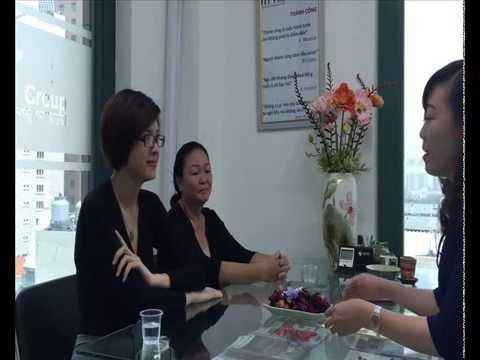 Ái Ly - Vừa Học Vừa Làm Singapore