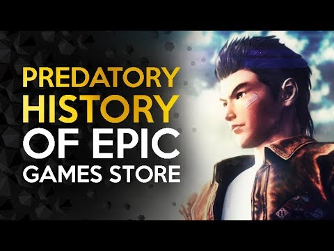The Predatory Evolution Of The Epic Store - Shenmue 3 Denying Refunds