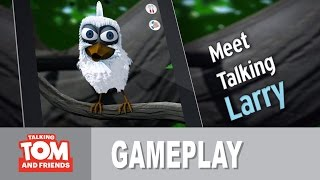 Talking Larry the Bird YouTube video