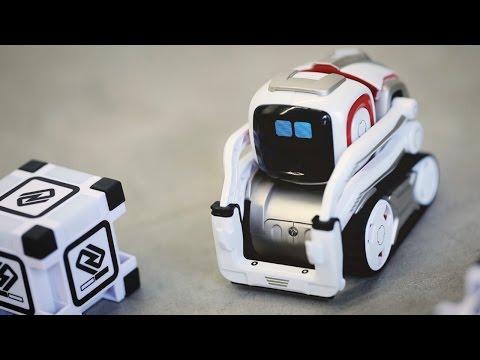 Cozmo breathes life into robotic toys
