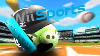 Minion Pig Plays - Wii Sports