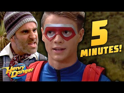 5 Minutes of Henry Danger's Final Season ⚡️ Ep. 6 | Henry Danger