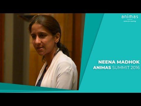Neena Madhok speaks at the Animas Summit 2016