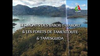 Les monts des Babors-Tababort et les fôretes de Tamentoute et de Tamesguida